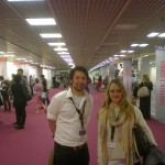 Alexei & Jessica, Cannes 2013
