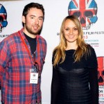 Alexei & Jessica, British Horror Festival screening, 2013