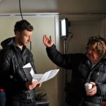 Director Calum Macdiarmid and DP Andrew Boulter