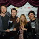Winning Audience Award, Soho Rushes Festival 2012