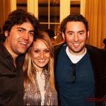 Editor Nick Saunders, Jessica & Alexei, BAFTA screening 2012
